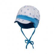 Maximo kék ballonos UV szűrős nyári babasapi
