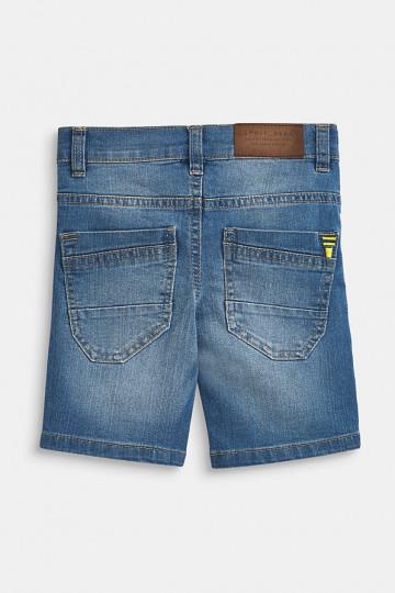Esprit Stretch Jeans Bermuda gyerek farmer sort