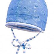 Maximo kék fókás pamut  baba sapi