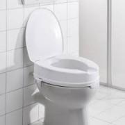 Rehaforum medical WC magasító ülőke  tetővel (10 cm)